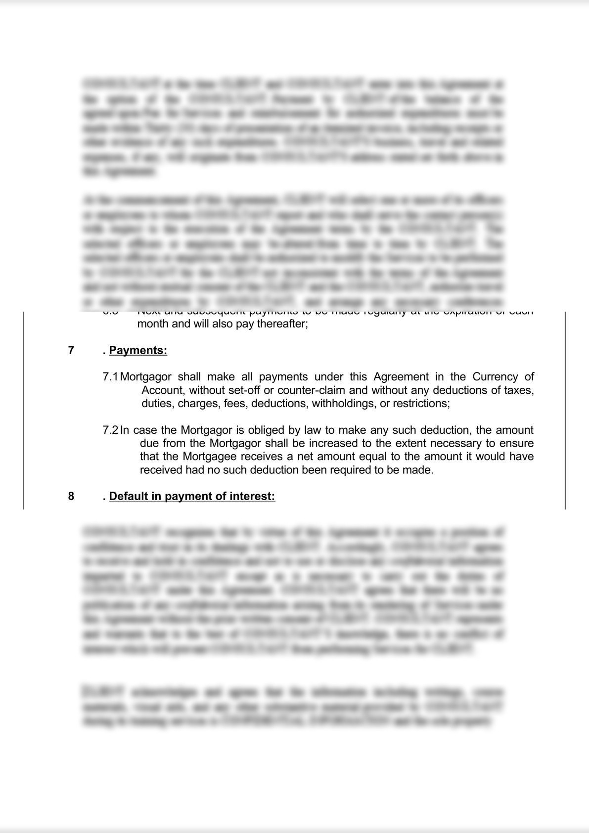 Deed of Mortgage -3