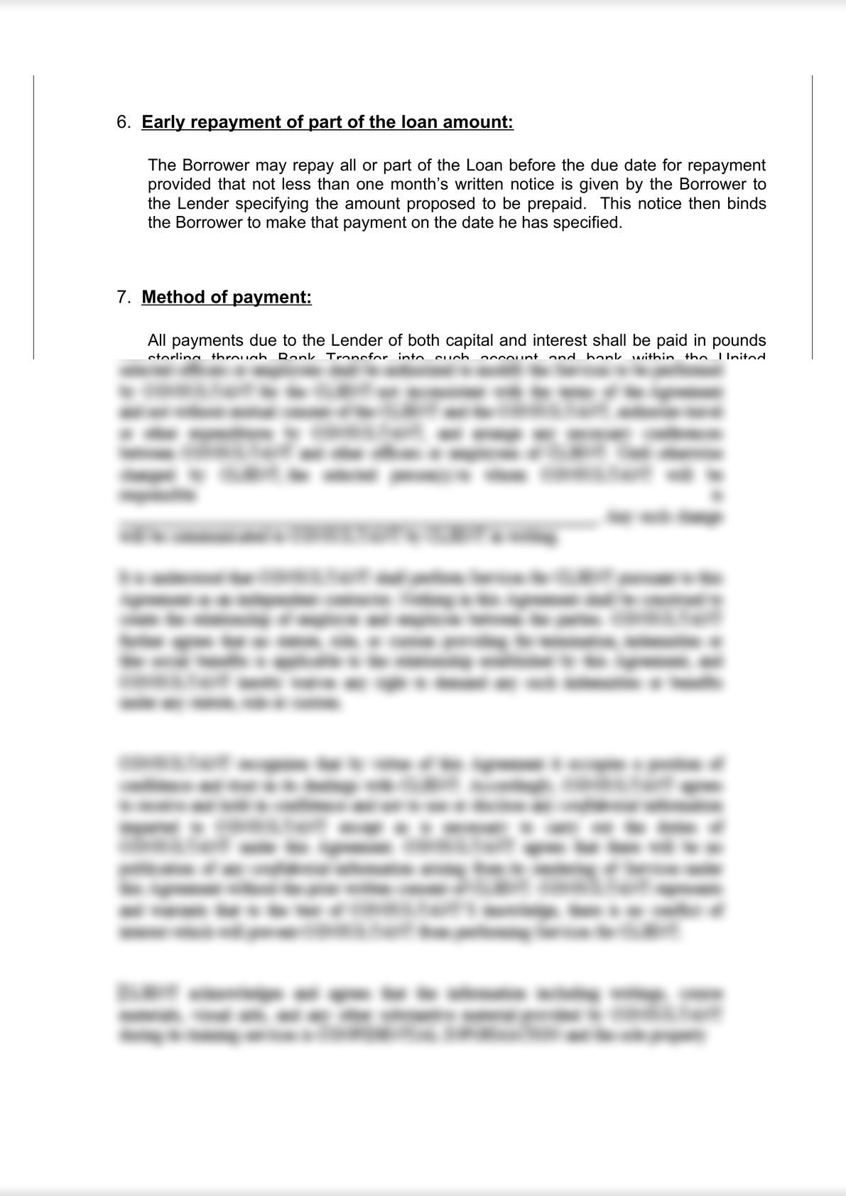 Unsecured Loan Agreement-3