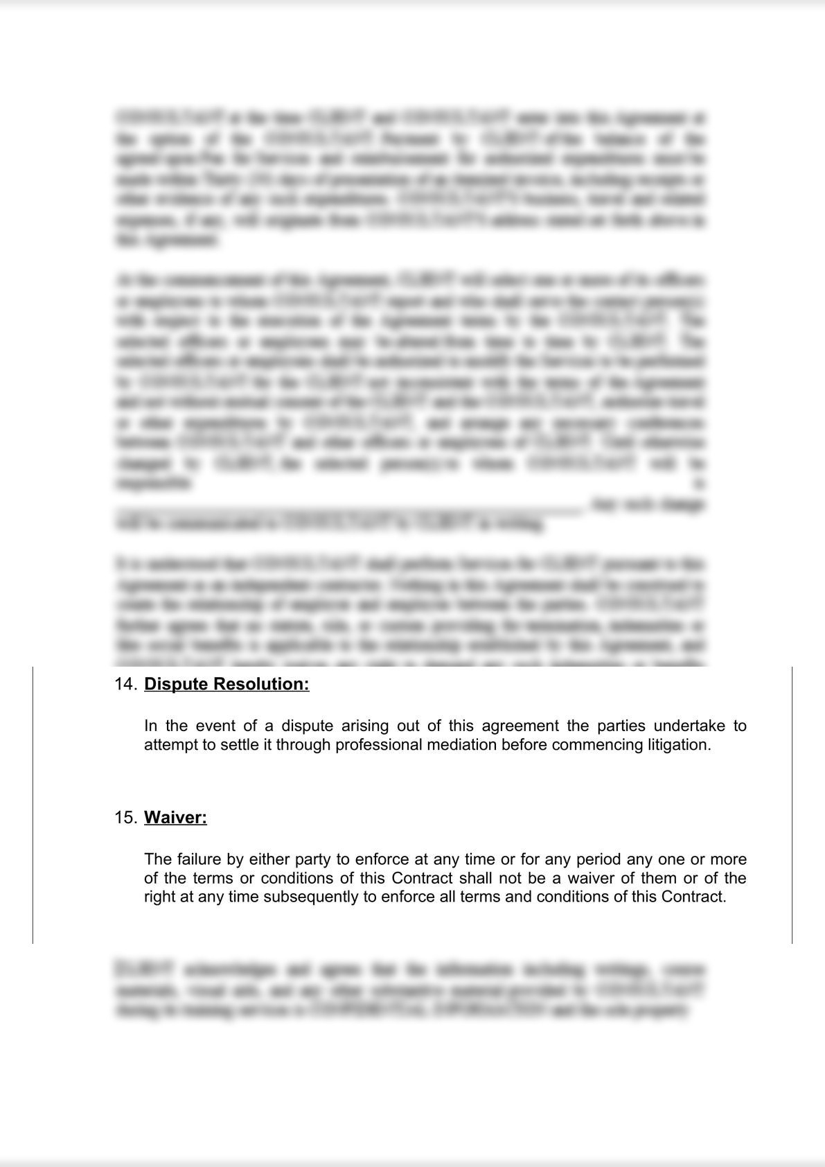 Unsecured Loan Agreement-5