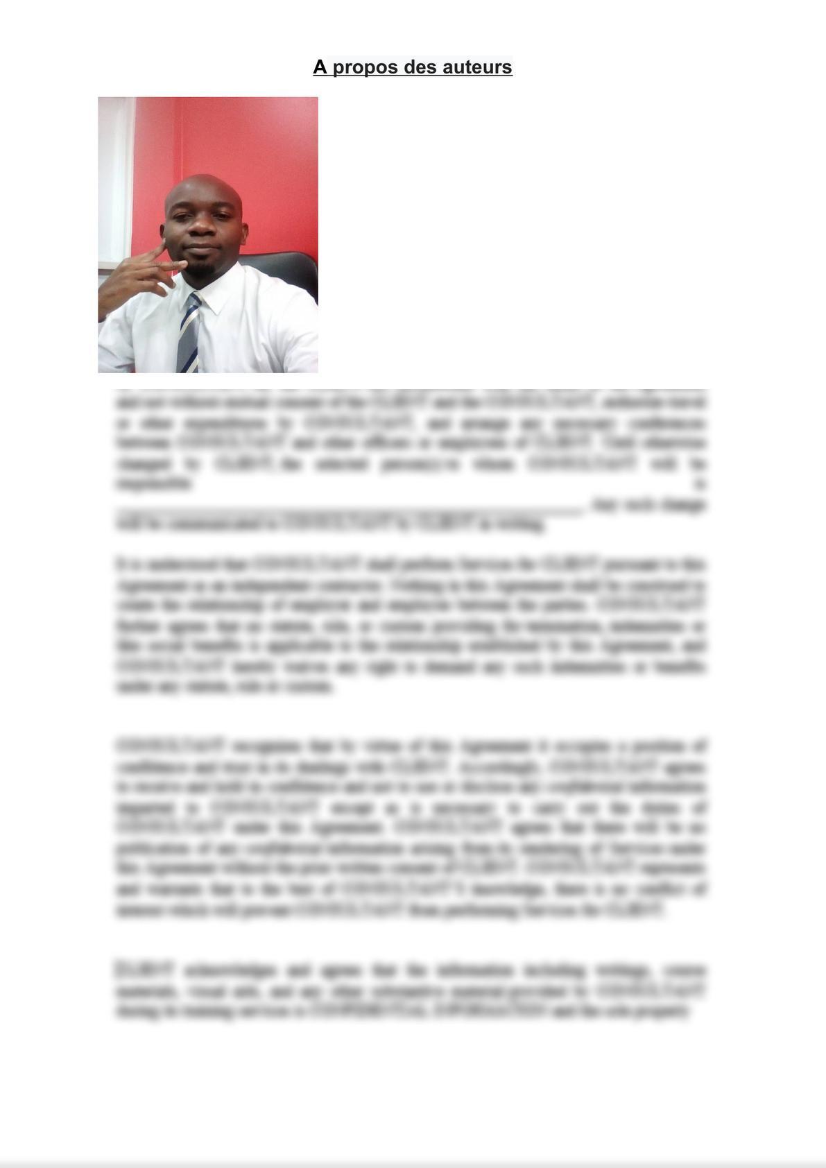 Dématérialisation et sécurité dans la circulation des titres sociaux : le cas du Cameroun-4