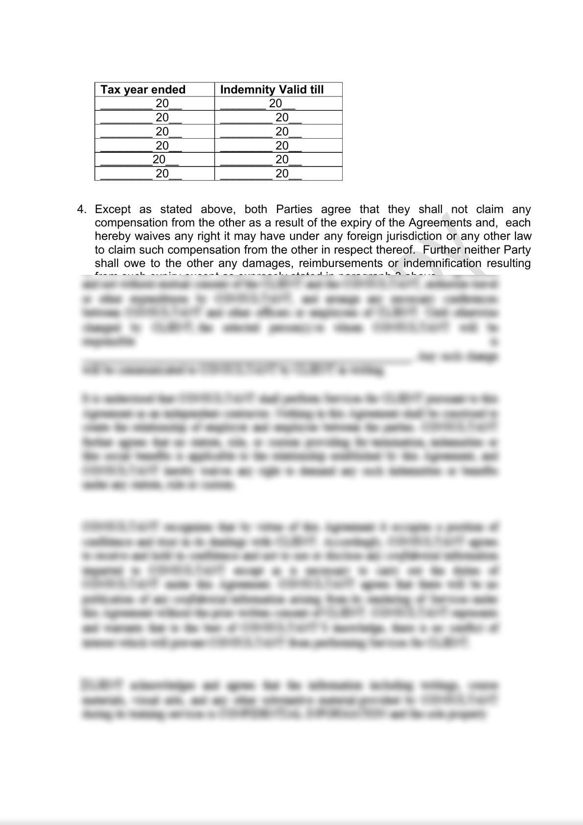 Settlement of Accounts Draft -1