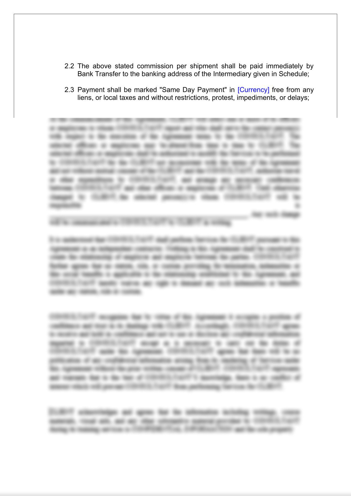 International Transaction Fee Protection Agreement-3