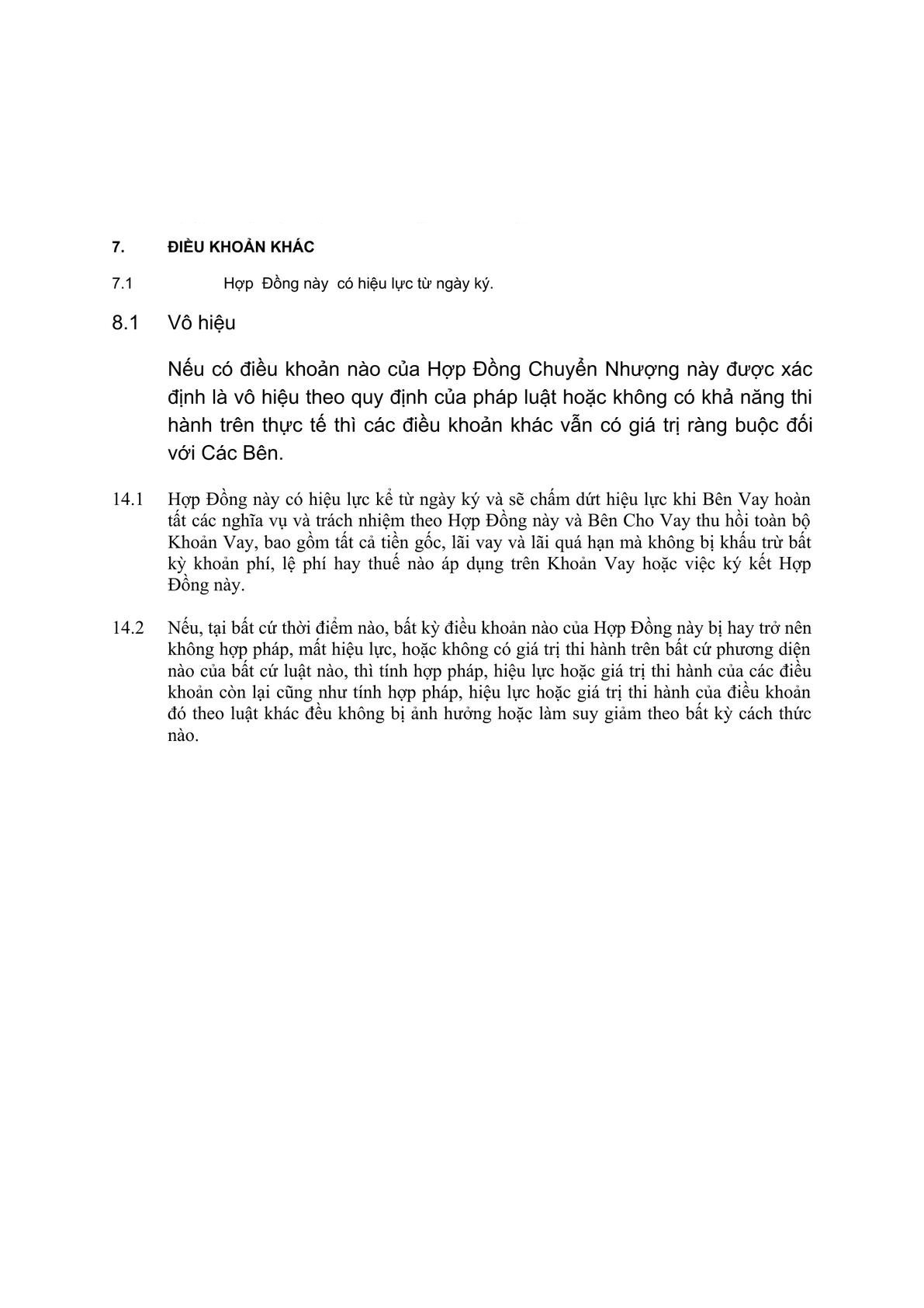 Subsciption agreement (option of buying the share)-3