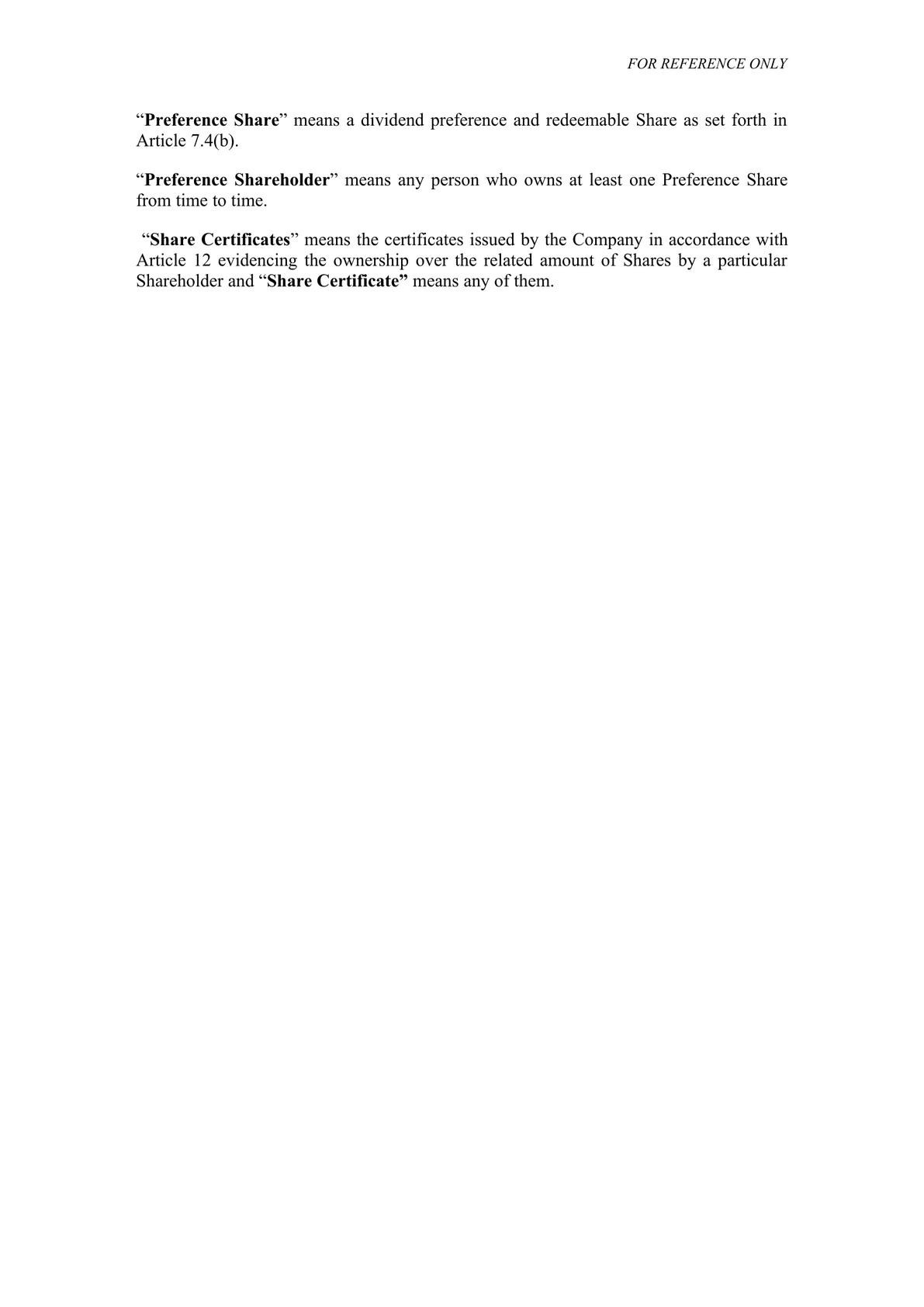 Joint stock company charter template in Vietnam (English)-7