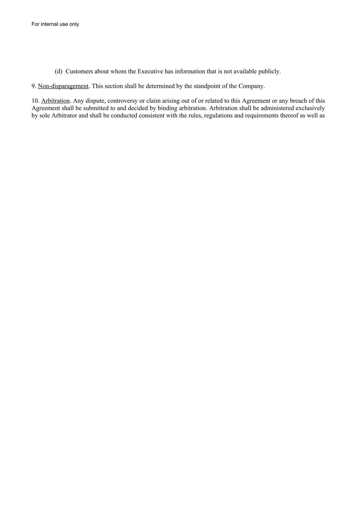CEO Employment Agreement-3
