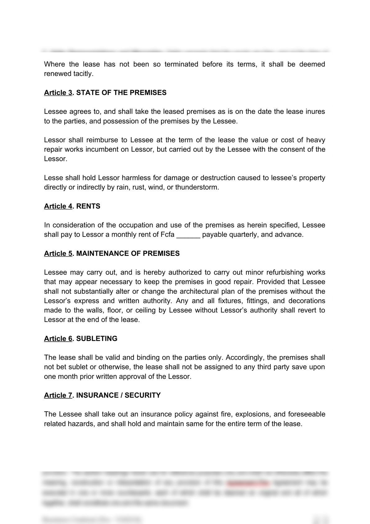 lease agreement in cameroon-1