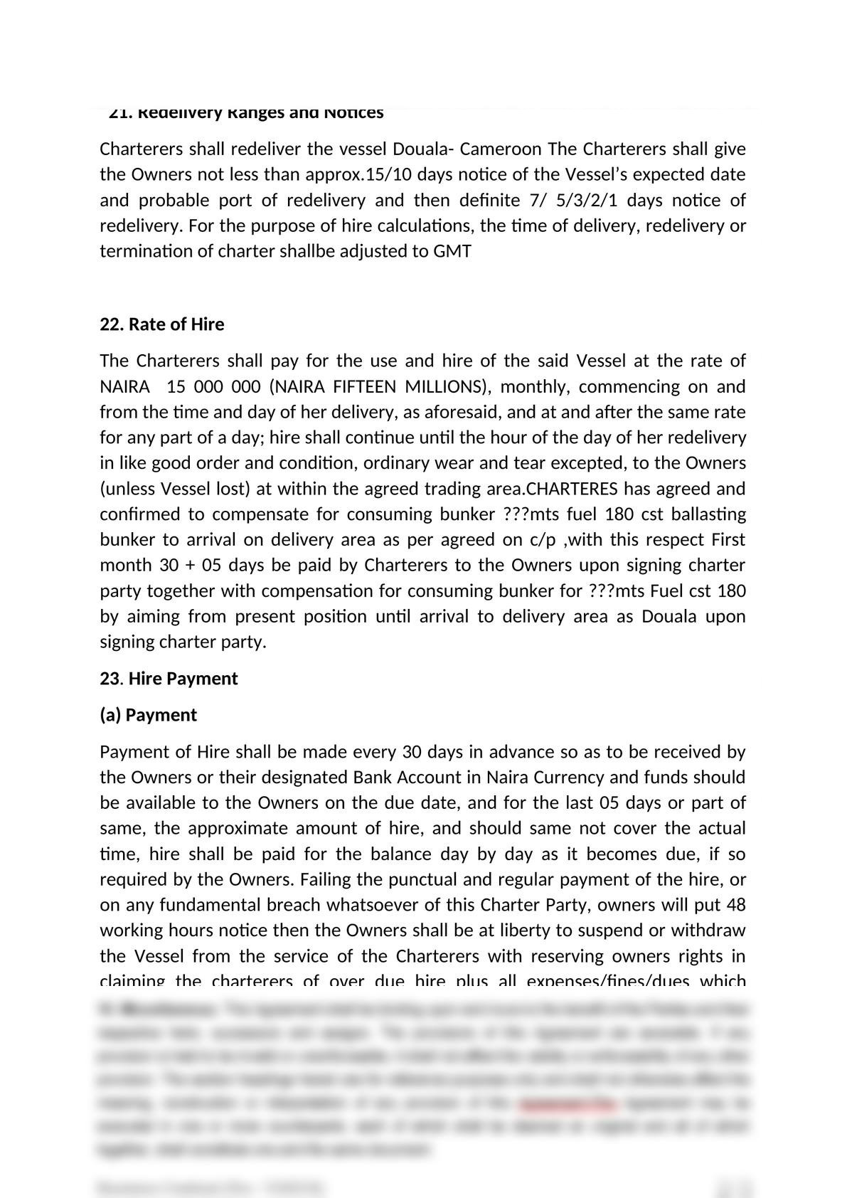 charter party agreement in cameroon-7