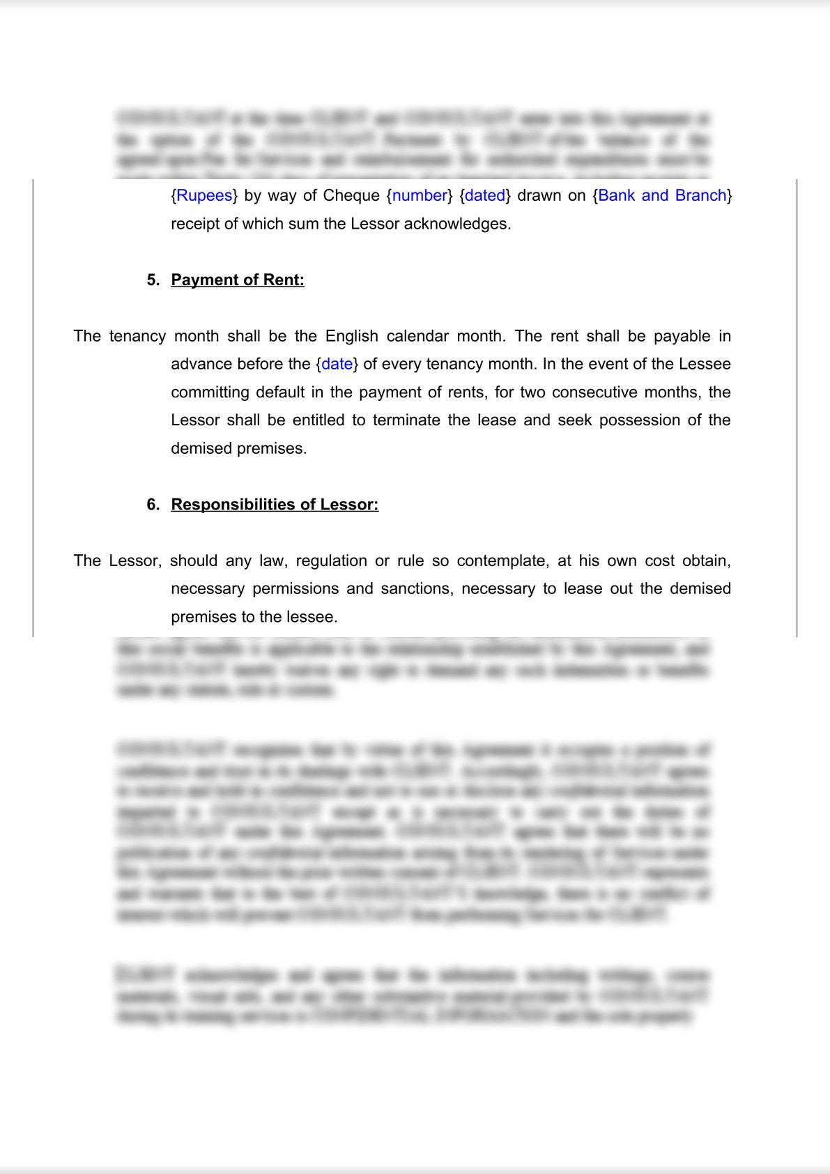Commercial Lease Deed-2