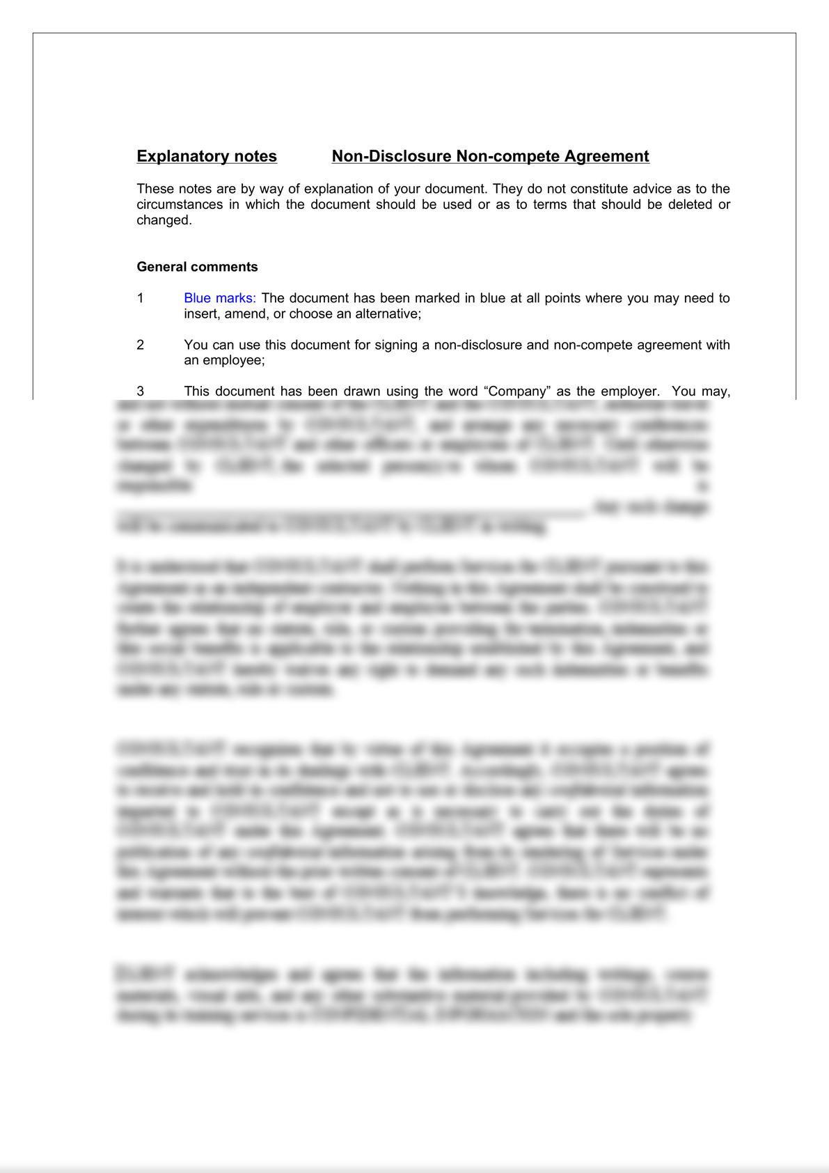Non-Compete & Non-Disclosure Agreement-5