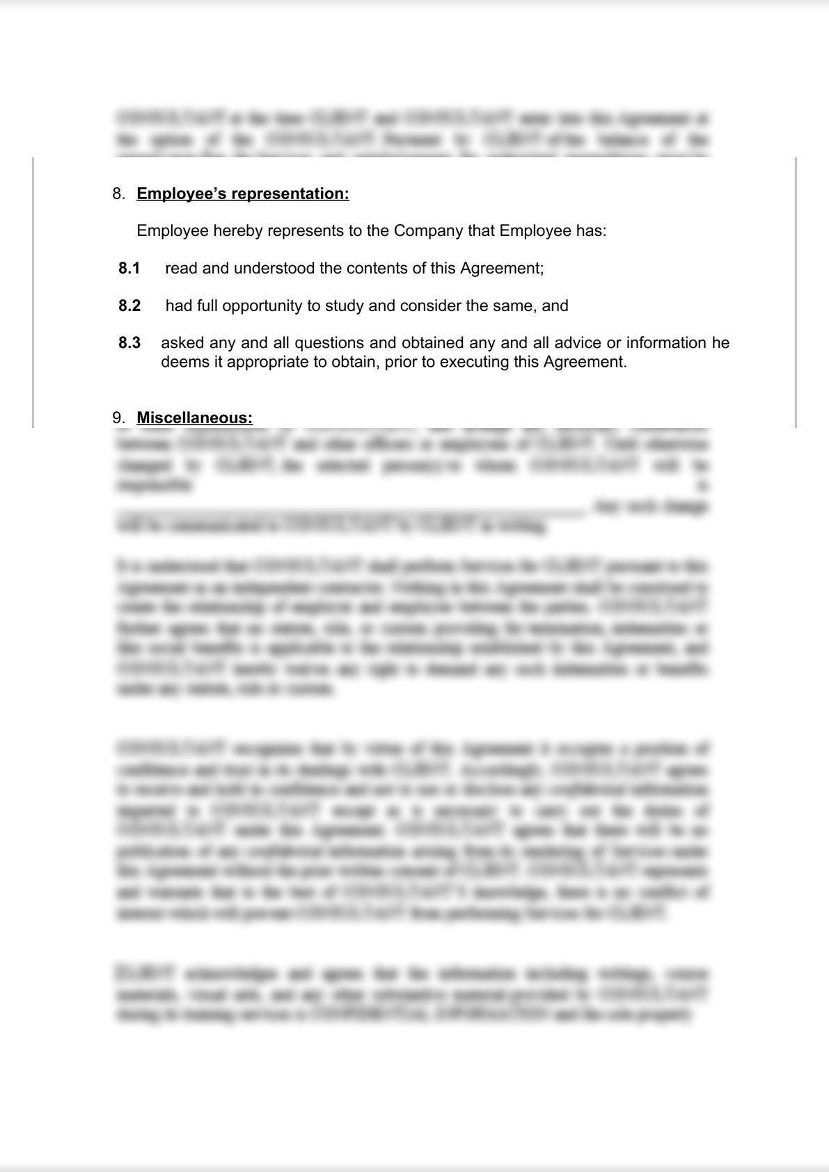 Non-Compete & Non-Disclosure Agreement-4