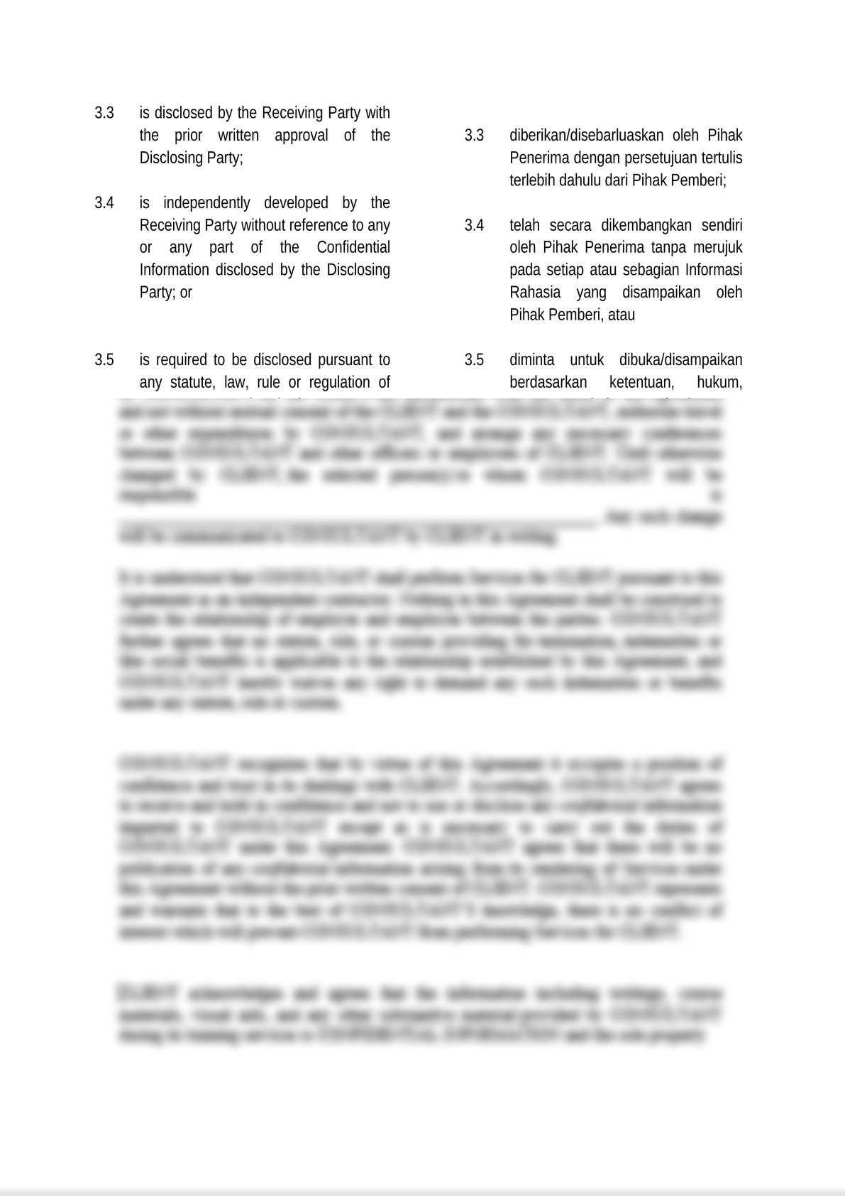 bilingual and mutual non disclosure agreement-4