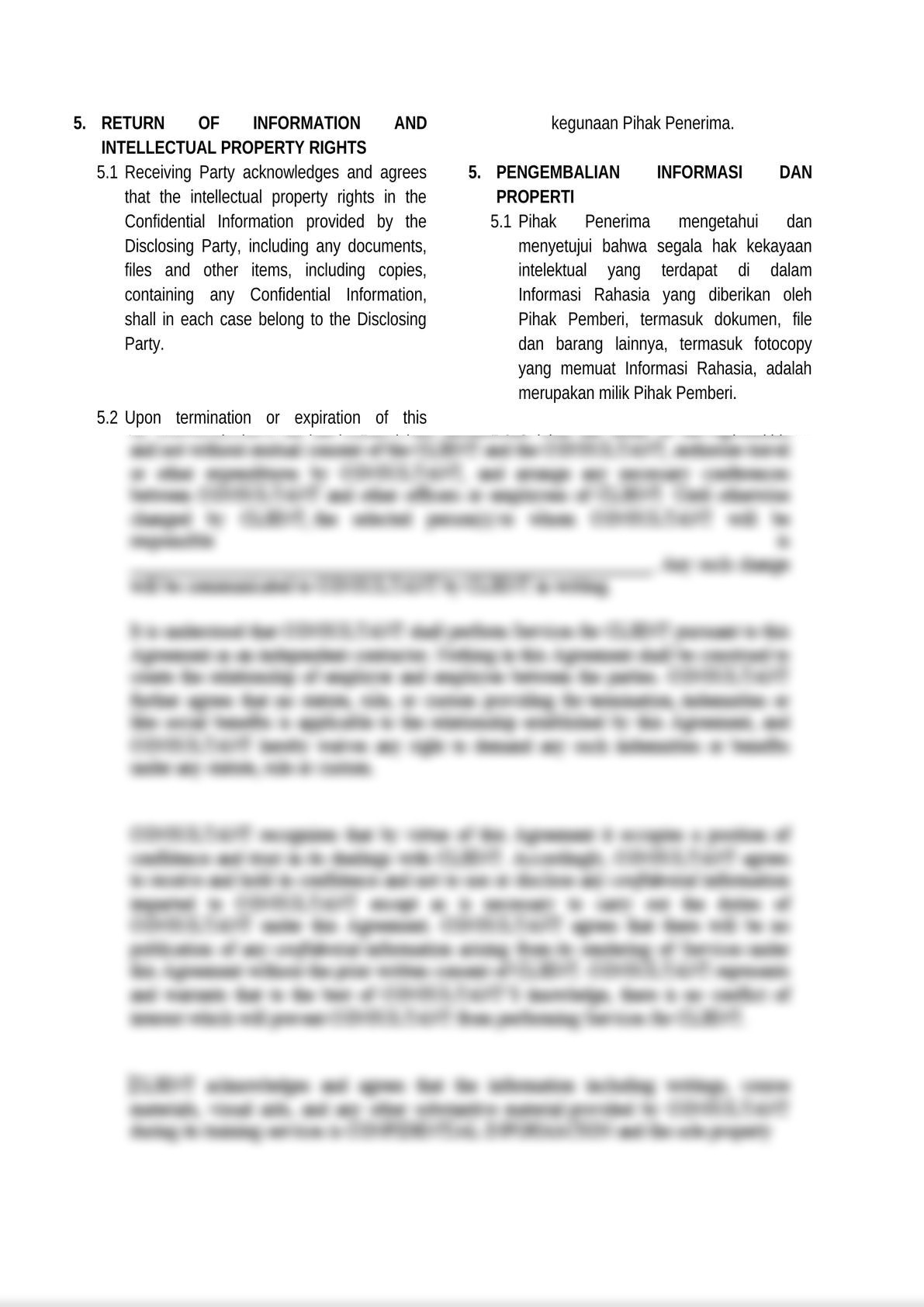 bilingual and mutual non disclosure agreement-5
