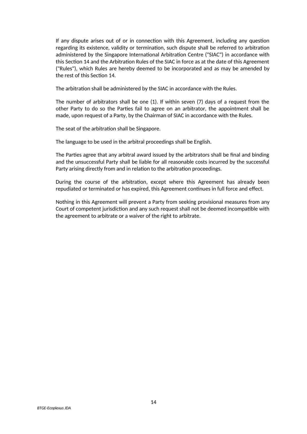 Mẫu Hợp Đồng Phát Triển Dự Án Liên Doanh   Form of Joint Venture Project Development Contract-4