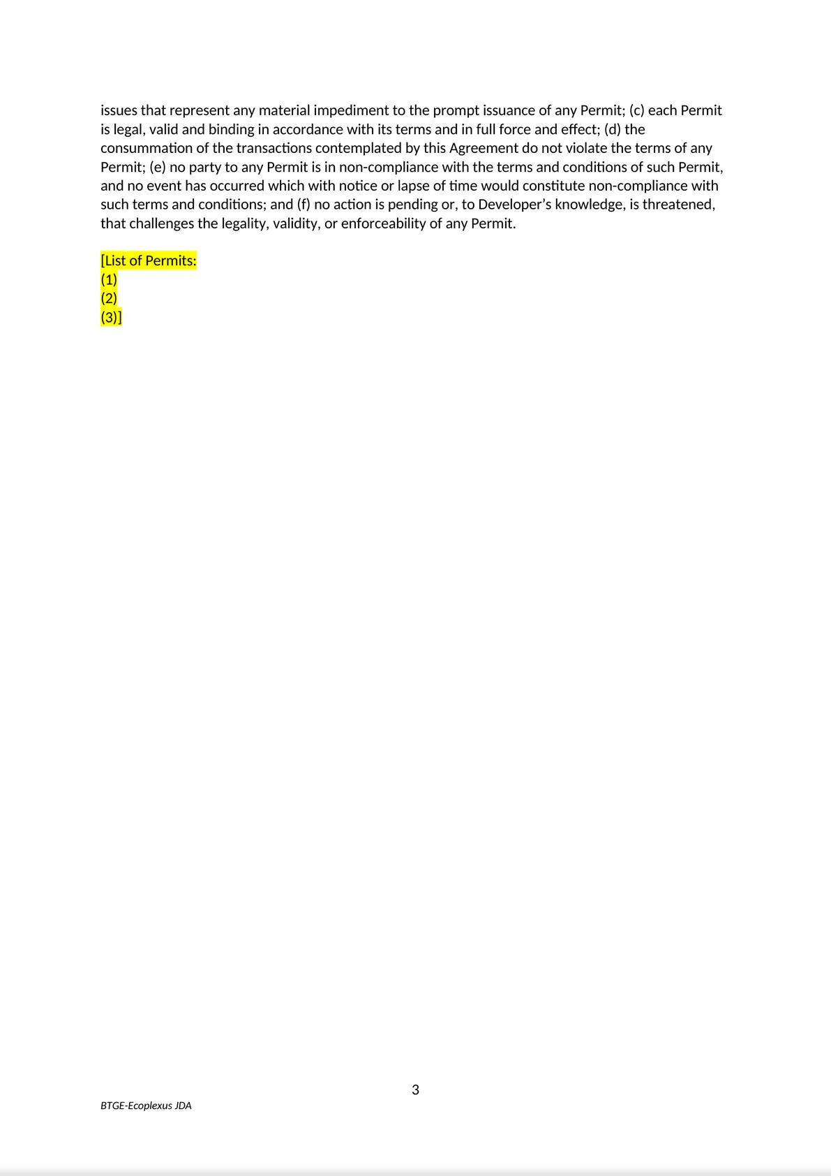 Mẫu Hợp Đồng Phát Triển Dự Án Liên Doanh   Form of Joint Venture Project Development Contract-6